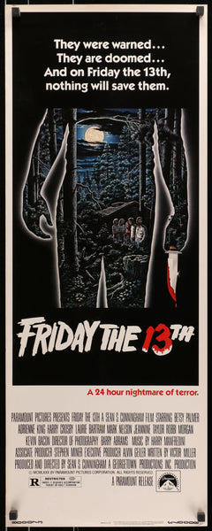 Friday the 13th Vintag...