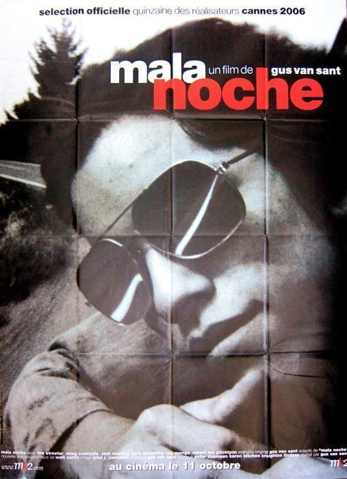 Mala Noche French 1 panel (47x63) Original Vintage Movie Poster