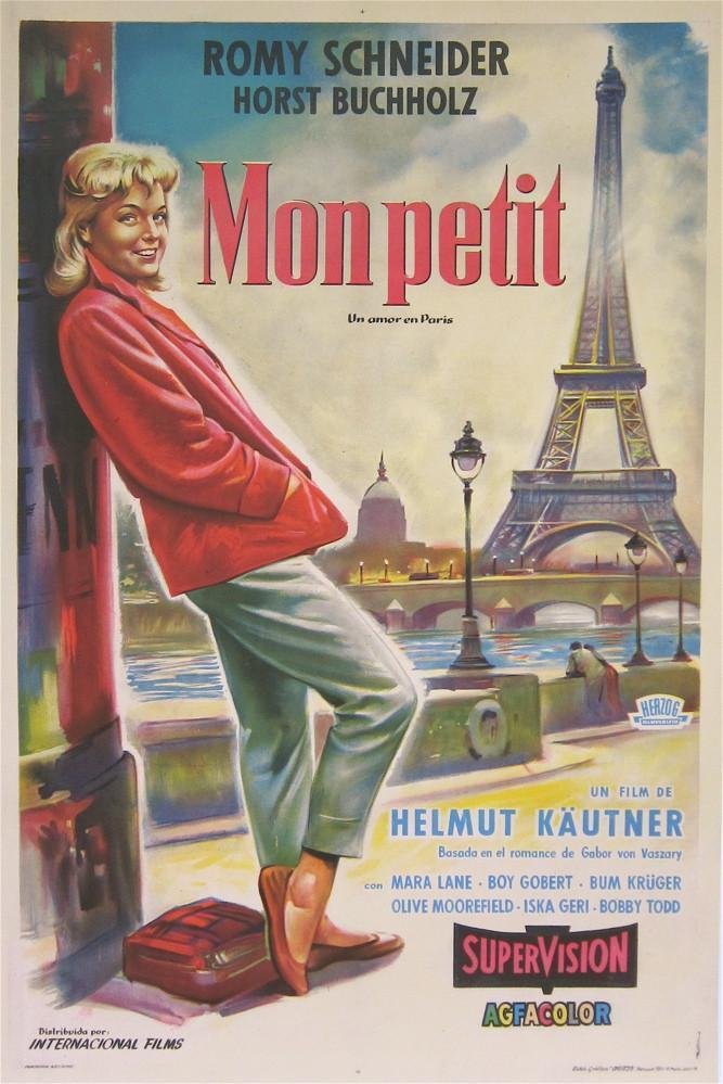 Montpi (Mon Petit) 1 Sheet (27x41) Original Vintage Movie Poster