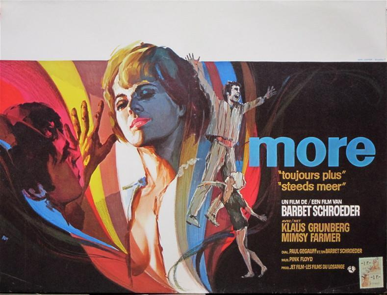 More Belgian (14x22) Original Vintage Movie Poster