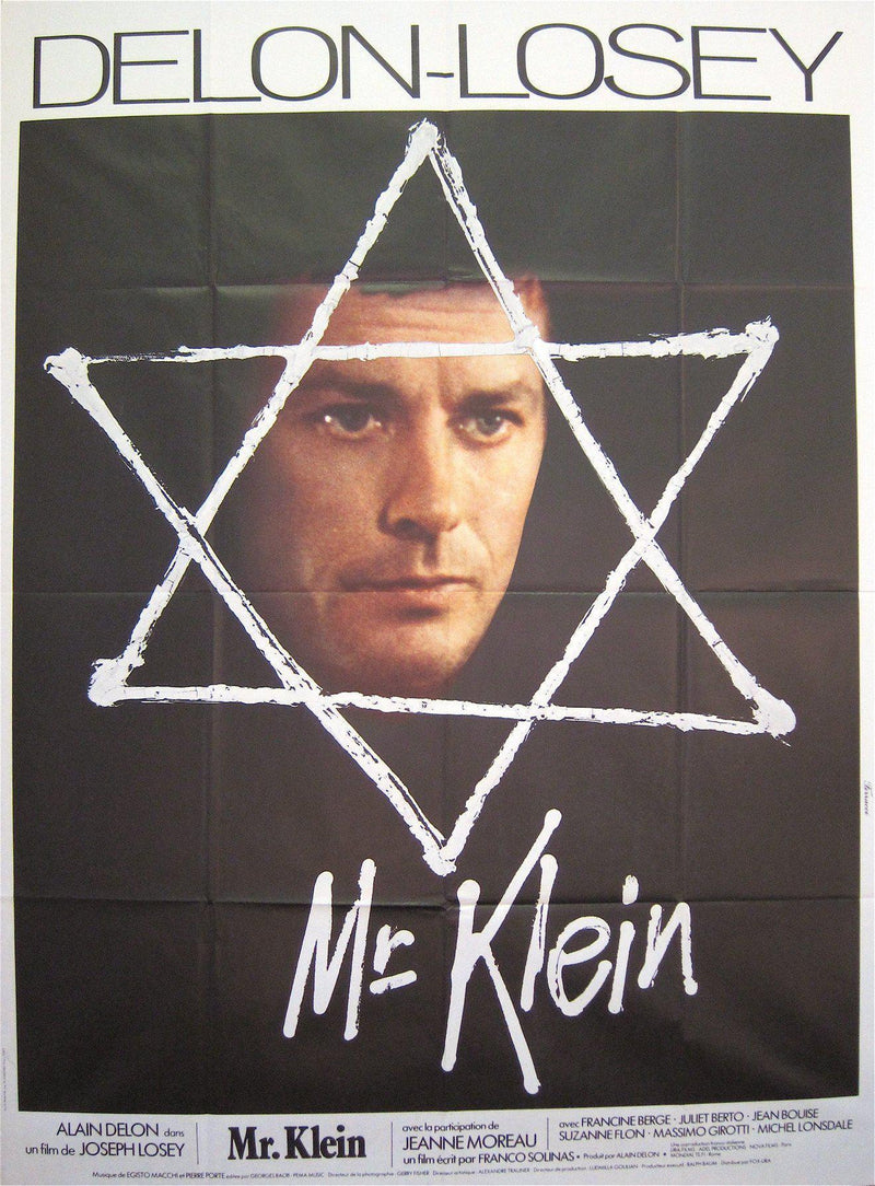 Mr. Klein French 1 panel (47x63) Original Vintage Movie Poster