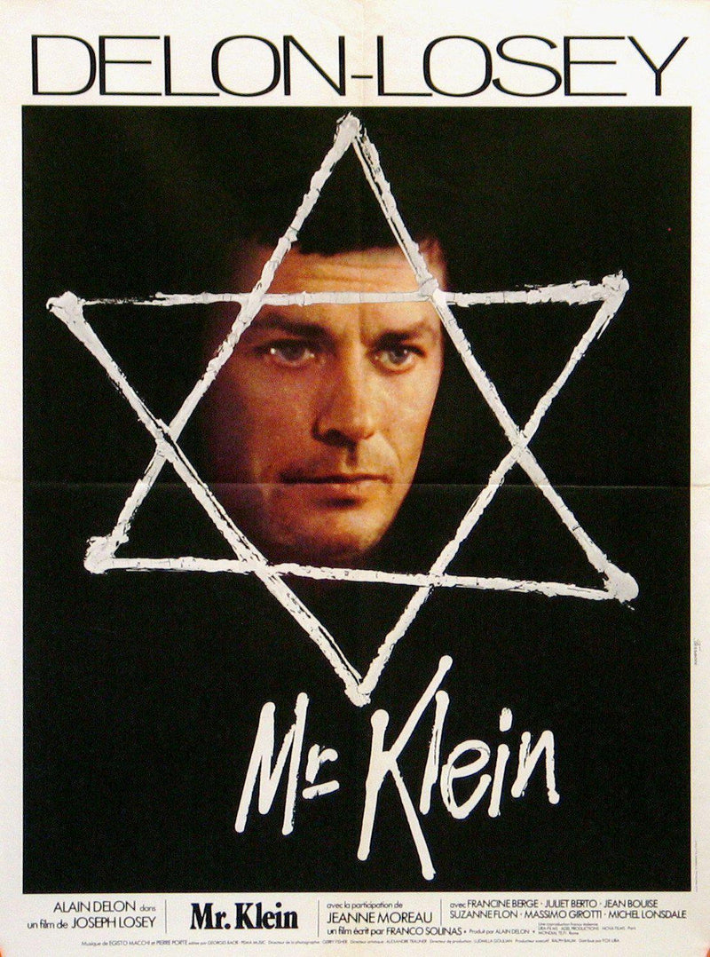 Mr. Klein French small (23x32) Original Vintage Movie Poster