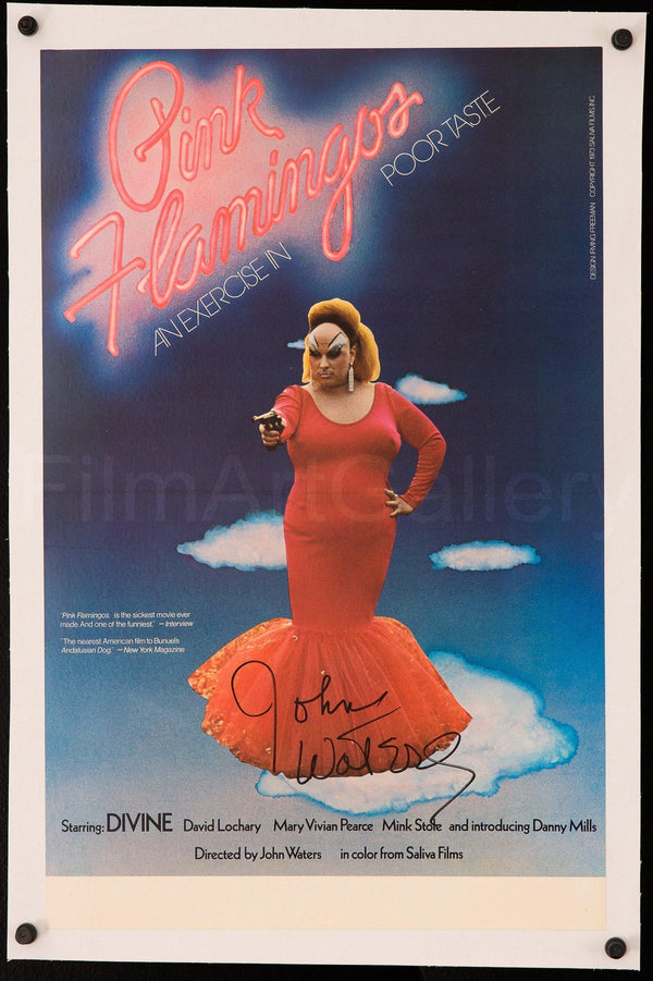 John Waters Vintage Movie Posters | Original Film Posters @ Film Art ...