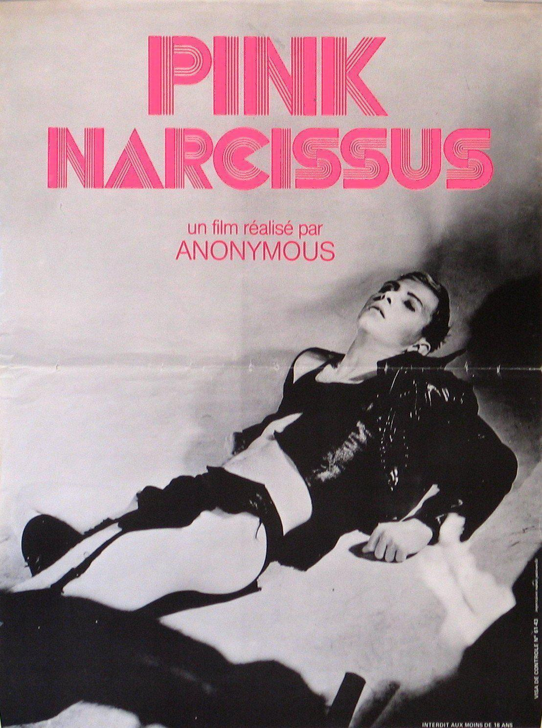 Pink Narcissus French mini (16x23) Original Vintage Movie Poster