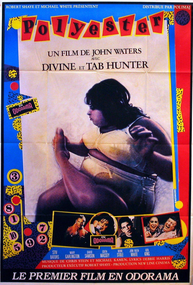 Polyester French 1 panel (47x63) Original Vintage Movie Poster