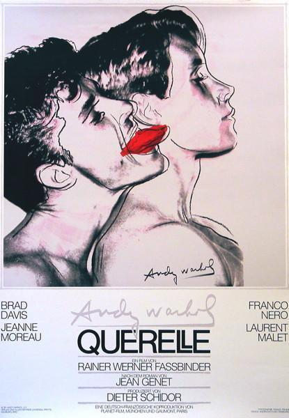 Querelle 28x40 Original Vintage Movie Poster