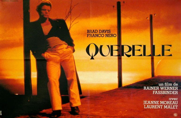 Querelle French small (23x32) Original Vintage Movie Poster