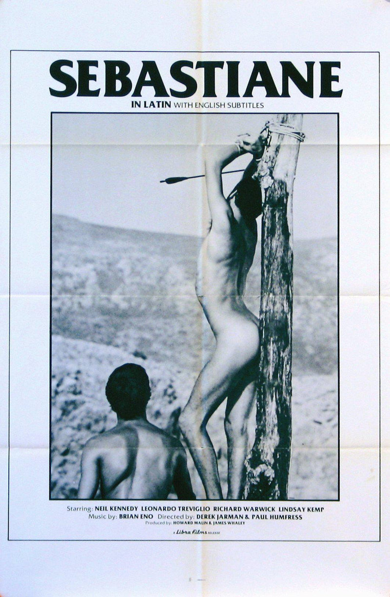 Sebastiane 1 Sheet (27x41) Original Vintage Movie Poster