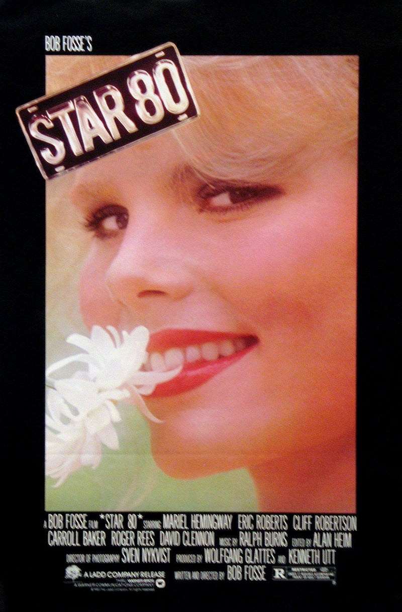 Star 80 1 Sheet (27x41) Original Vintage Movie Poster