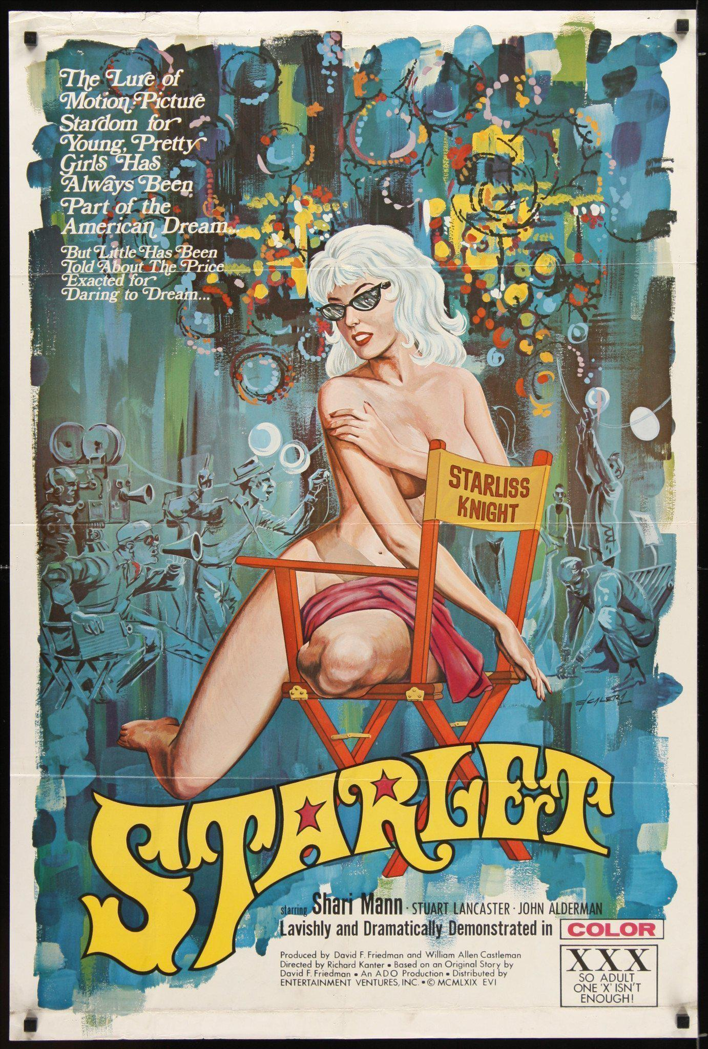 Starlet 1 Sheet (27x41) Original Vintage Movie Poster