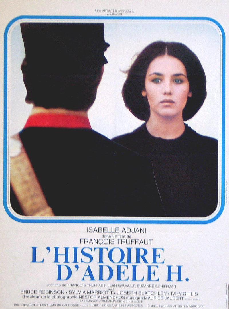 Story of Adele H (L'Histoire d'Adele H.) French small (23x32) Original Vintage Movie Poster
