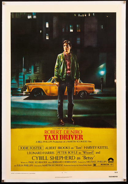 Taxi Driver Vintage Mo...