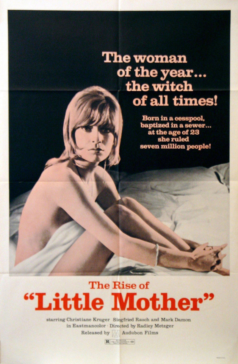 The Rise of Little Mother 1 Sheet (27x41) Original Vintage Movie Poster