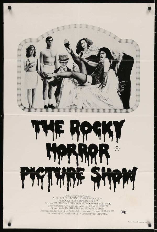 The Rocky Horror Picture Show 7  Movie Posters Musicals Classic /& Vintage Films