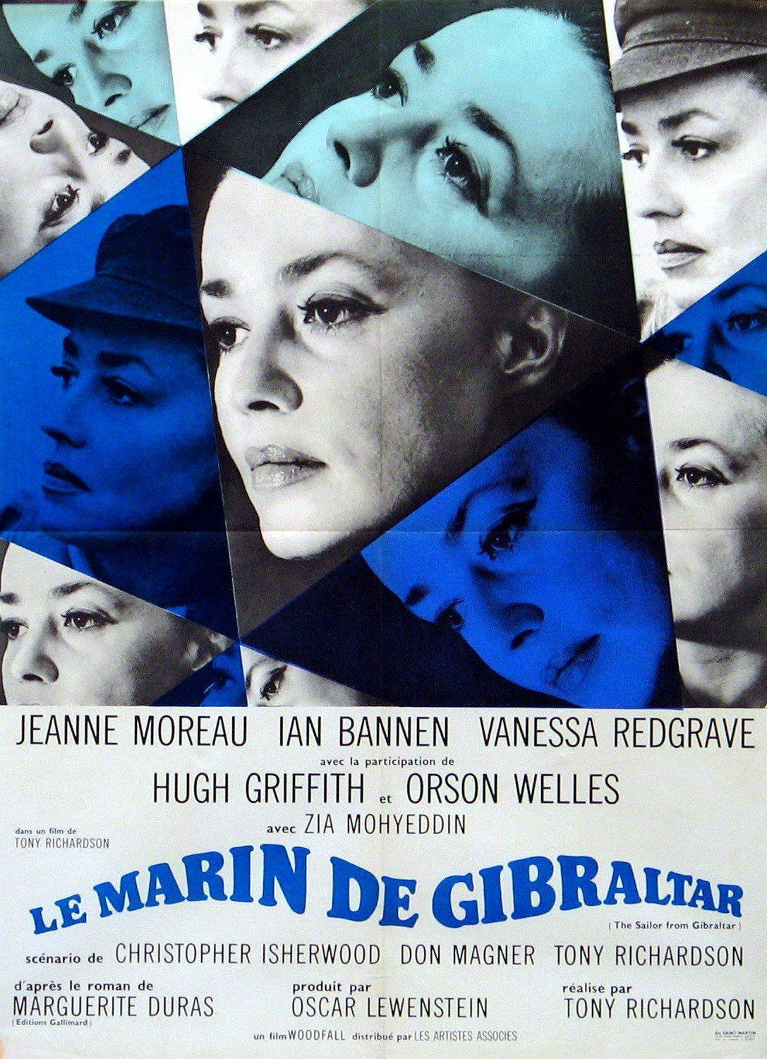The Sailor From Gibralter French small (23x32) Original Vintage Movie Poster
