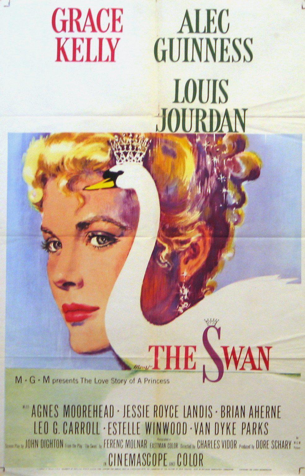 The Swan 1 Sheet (27x41) Original Vintage Movie Poster
