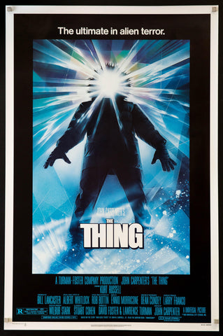 The Thing 1 Sheet (27x41) Original Vintage Movie Poster
