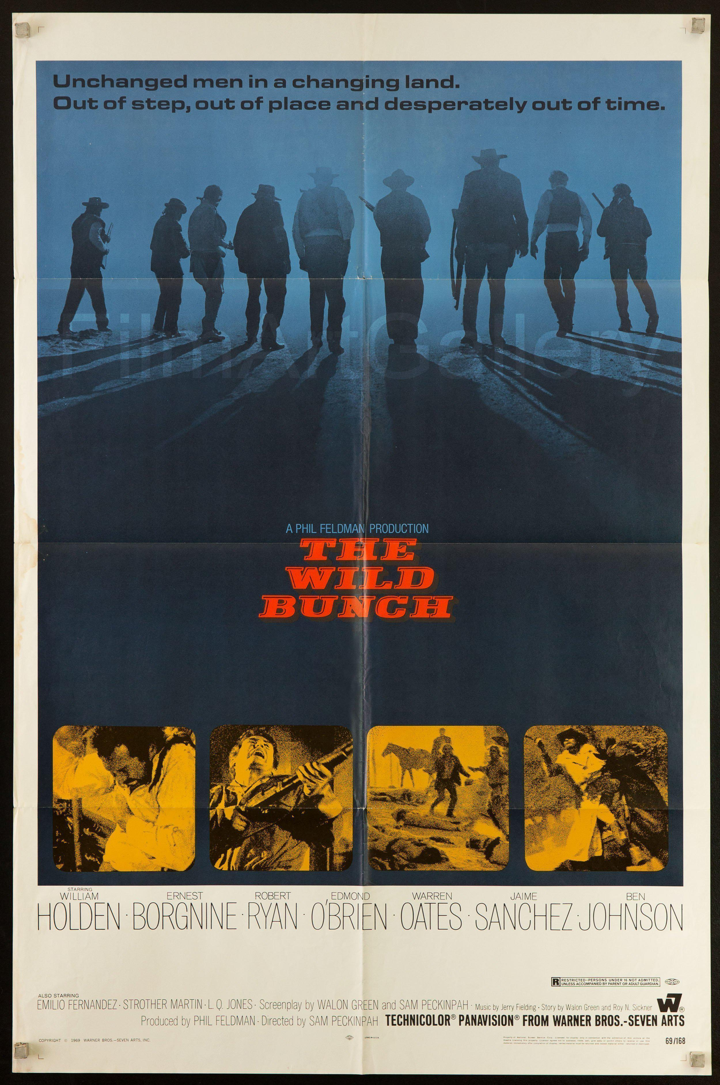 Image result for the.wild.bunch.1969. poster