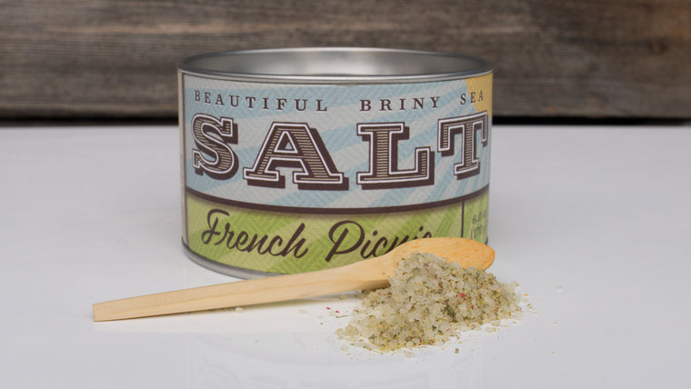French Picnic Salt