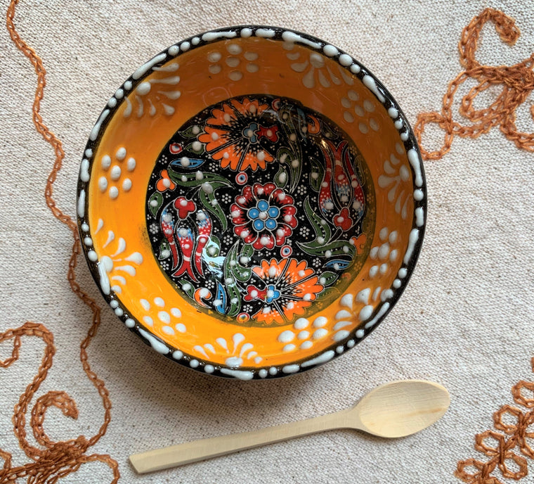 KITCHEN ~ Petite Ceramic Bowl
