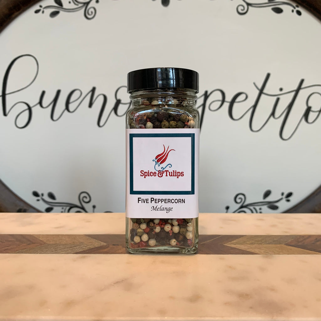 Peppercorn, Five Blend