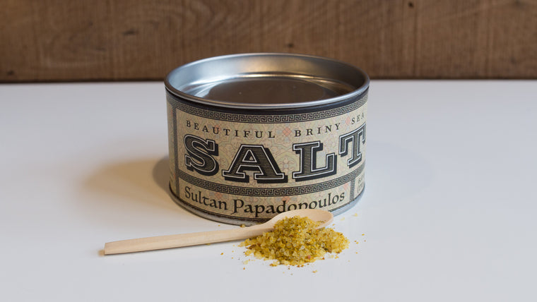 Sultan Papadopoulos Salt