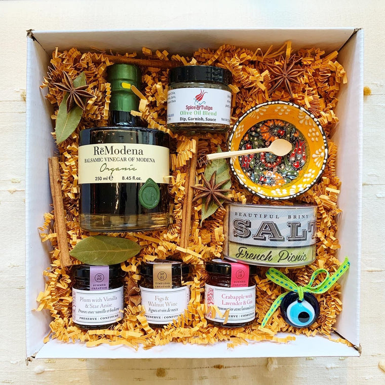 Savory & Sweet Gift Set