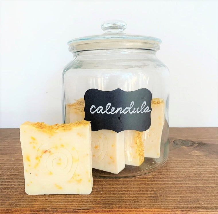 Turkish Soap Bar ~ CALENDULA