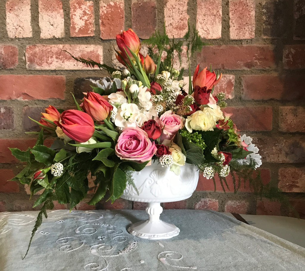 Floral Workshop ~ Sunday, September 2, 2018 4:00pm-6:00pm (Early Bird $95)