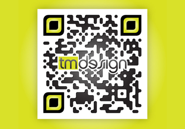 Custom QR Code with Logo Gig