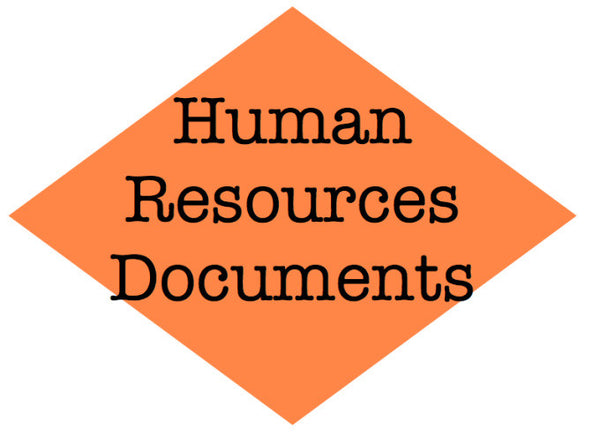 HR Document Templates Gig