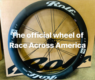 Ares6: Becoming The Official Wheel of Race Across America