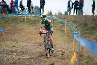 Annie Davis Usher: Cyclocross Super-Mom