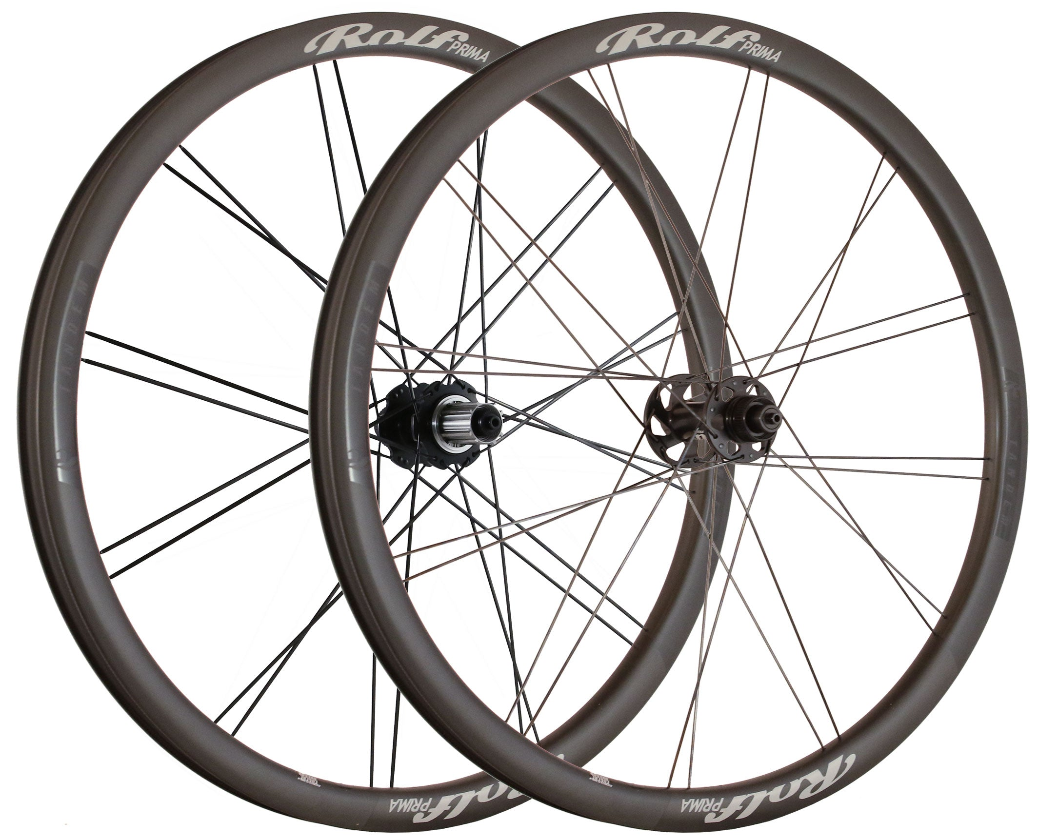 Tandem Bicycle Wheel