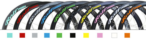 Rolf Prima Custom Color Decals - Rolf Prima - 1
