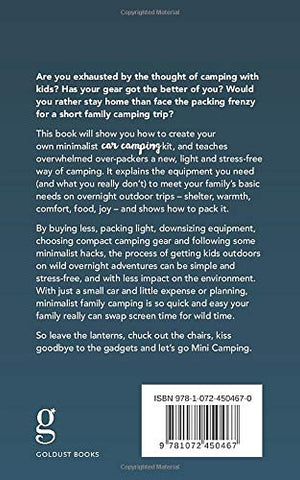 Minimalist Family Camper back cover - sounds familiar
