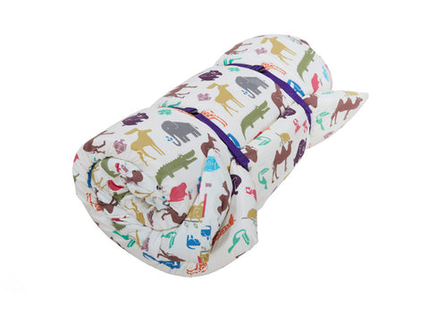 Dinky Duvalay, perfect for kids to sleep on
