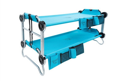 Kid O Bunk bunk beds for children to sleep on when camping, at Kids Camping Store