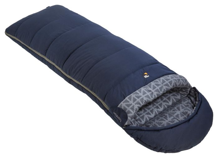 Comfort 300 Sleeping Bag; Kids Camping Store's warmest children's sleeping bag