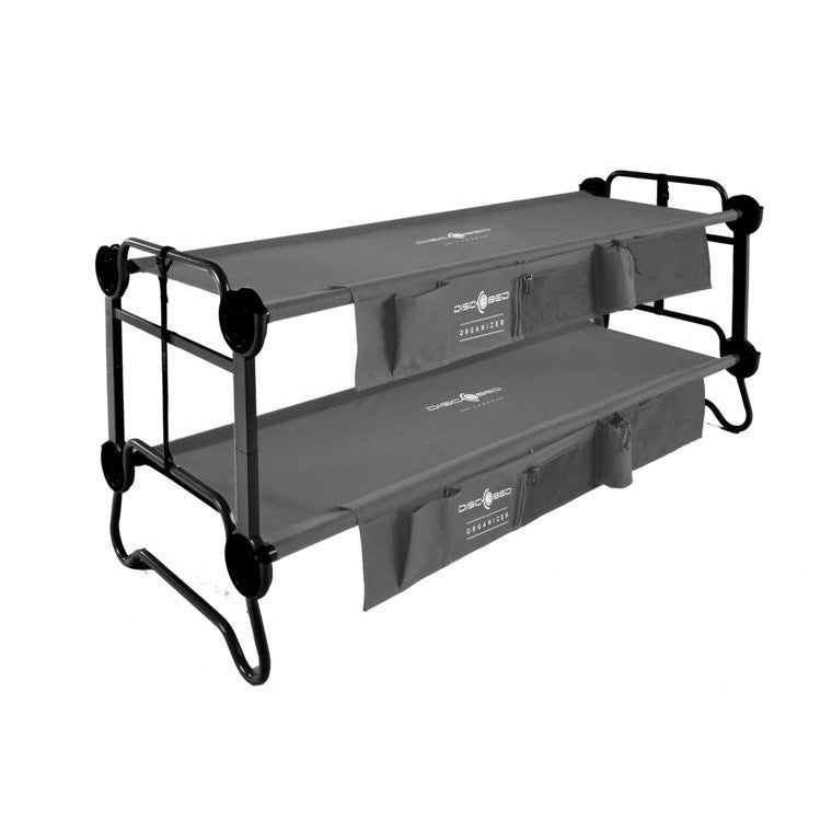 Disc O Bed Camping Bunk Beds for Teenagers and Adults
