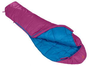 Vango Nitestar Alpha Junior Children's Sleeping Bag in Baton Rouge, laid open