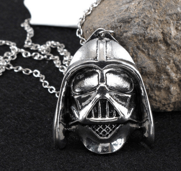 Grand opening special... FREE Darth Vader necklace