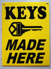 Keys Made at Your Local Hardware Store