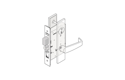 Corbin Russwin Mortise Lock