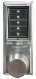 Kaba Simplex 1011 Pushbutton Lock with Knob