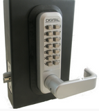 Lockey 2835 Pushbutton Lock
