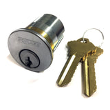 Basic Mortise Cylinder with Keys