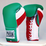Necalli Professional Boxing Gloves - Leather Edged Seam w/ Double Stitching