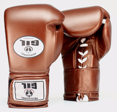 GIL Professional Hybrid Boxing Gloves - Made in Mexico - Casanova Boxing USA