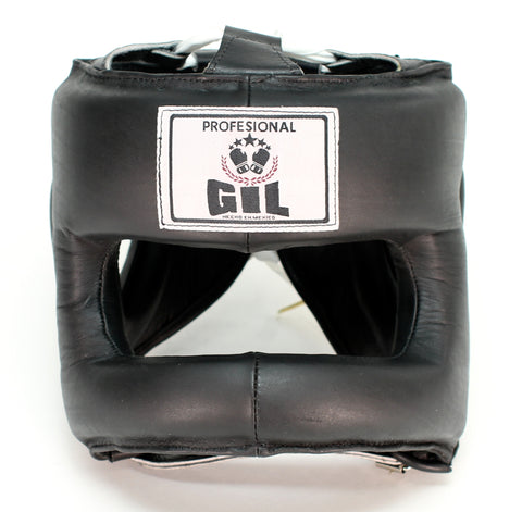 GIL Professional Headgear with Face Bar - Casanova Boxing USA